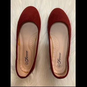 Forever flats 5 1/2 size